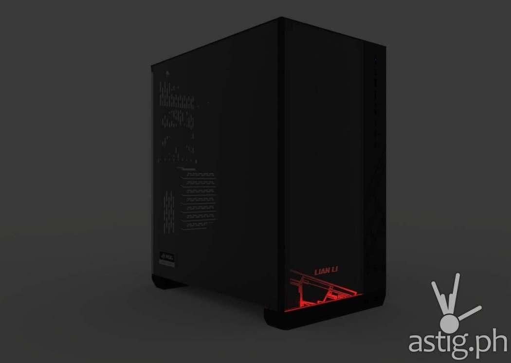 Lian Li desktop case