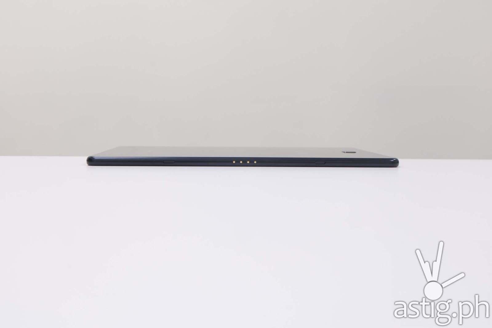 Side lying - Samsung Galaxy Tab S4 (Philippines)