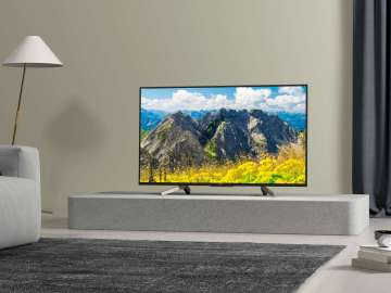 Sony X7500F television