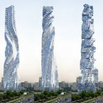 There's going to be a Rotating Skyscraper in Dubai by 2020