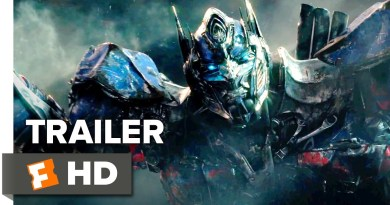 Transformers: The Last Knight Official Trailer (2016) HD