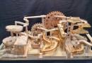 Marble Machine - Three Blocks Marble Race