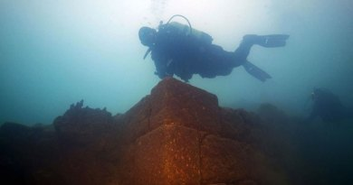 3,000-year-old Castle Discovered Under Turkish Lake