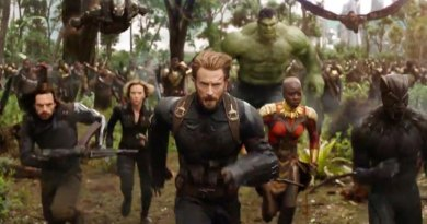 Avengers: Infinity War Trailer (2018) HD