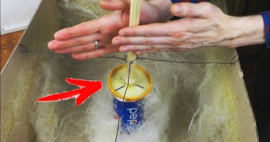 DIY - Cotton Candy without a Machine