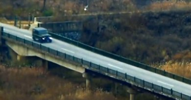 Dramatic Video Shows North Korean Soldier's Escape Across Border