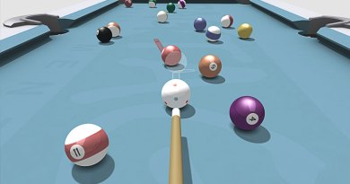 Amazeballz Pool Lite