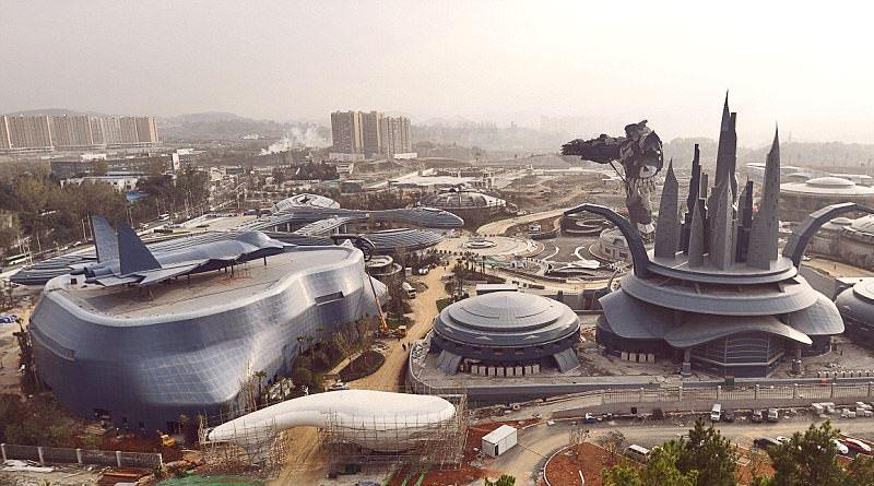 Inside China's First Billion Dollar Virtual Reality Theme Park
