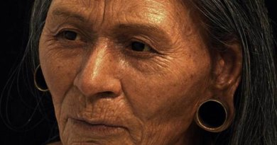 Ancient Wari Queen Brought to Life with Stunning Recreation of Head