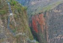 The Mountain Ladder in Sichuan