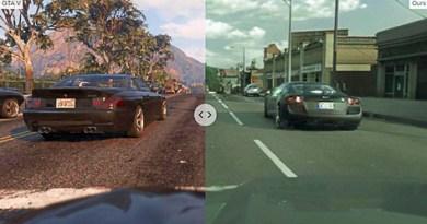 GTA V Looks Incredibly Photorealistic Thanks to Intel AI Tool