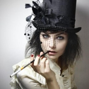 I want this look! Sublime Steam Punk