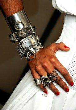Arm Candy or Armour
