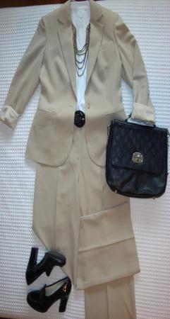 10 Wardrobe Essentials - The Classic Suit
