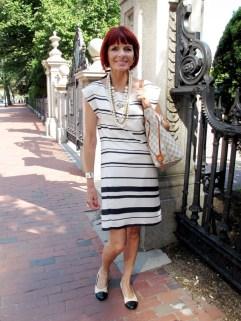 Shift Dress - Elegant and Chic