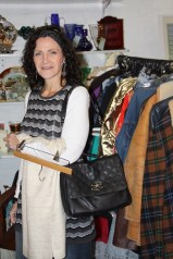 """Vintage Shopping at """"Lost & Found"""" Weekend Market"""