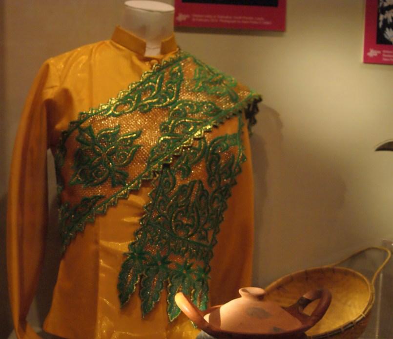 Sukhotahi Waitress Outfit, Thailand and Leeds (2012)