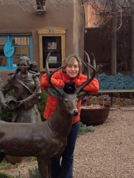 Deer - Santa Fe, New Mexico