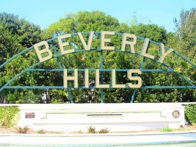 Beverly Hills LA