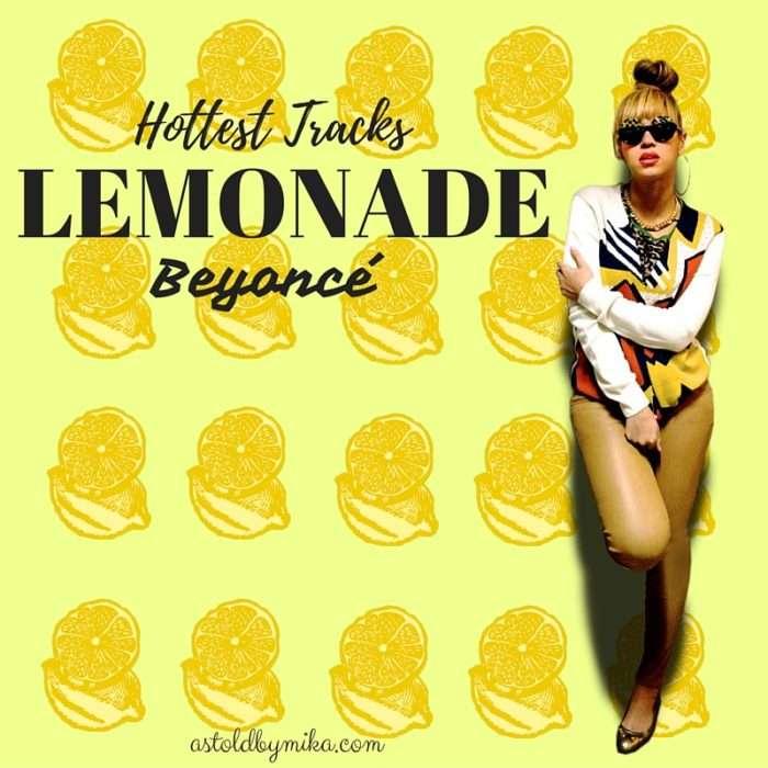 lemonade hottest tracks