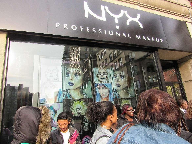 nyx union square