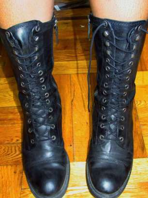 housing works buy the bag thrift nine west boots