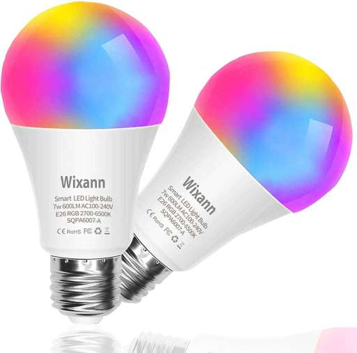 amazon home products wifi bulbs