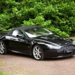 2007 Aston Martin V8 Vantage 4 3 Roadster Manual Aw190719