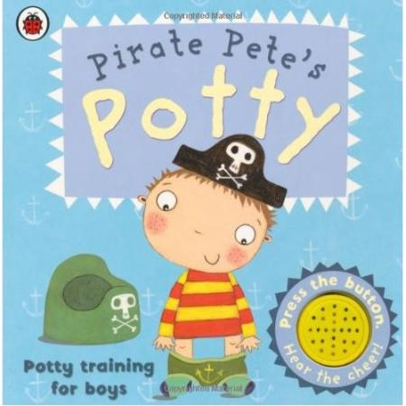 pp potty book