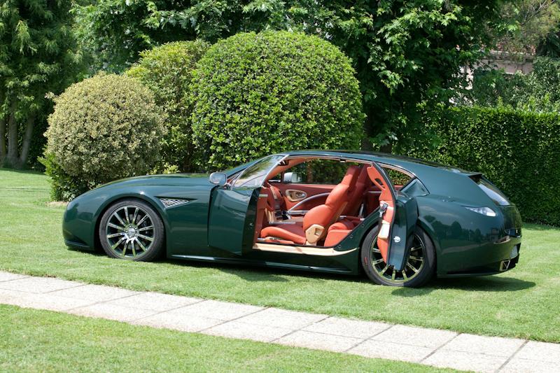 Boniolo V12 Vanquish EG Shooting Brake Aston