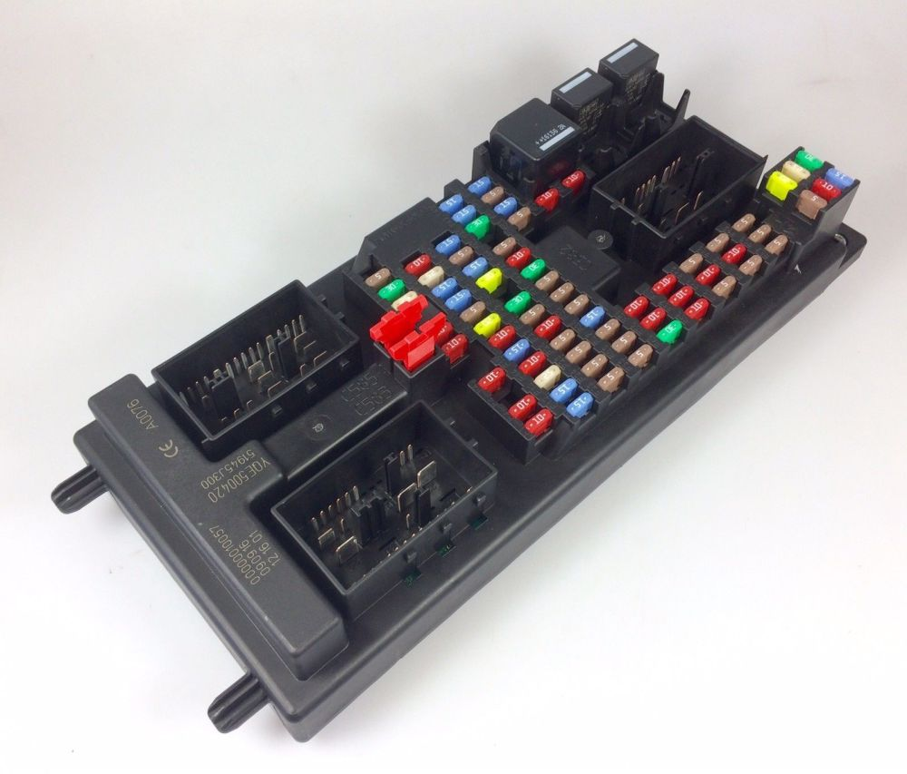 medium resolution of land rover discovery 3 4 u0026 rr sport fuse box assy u2013 yqe500420land