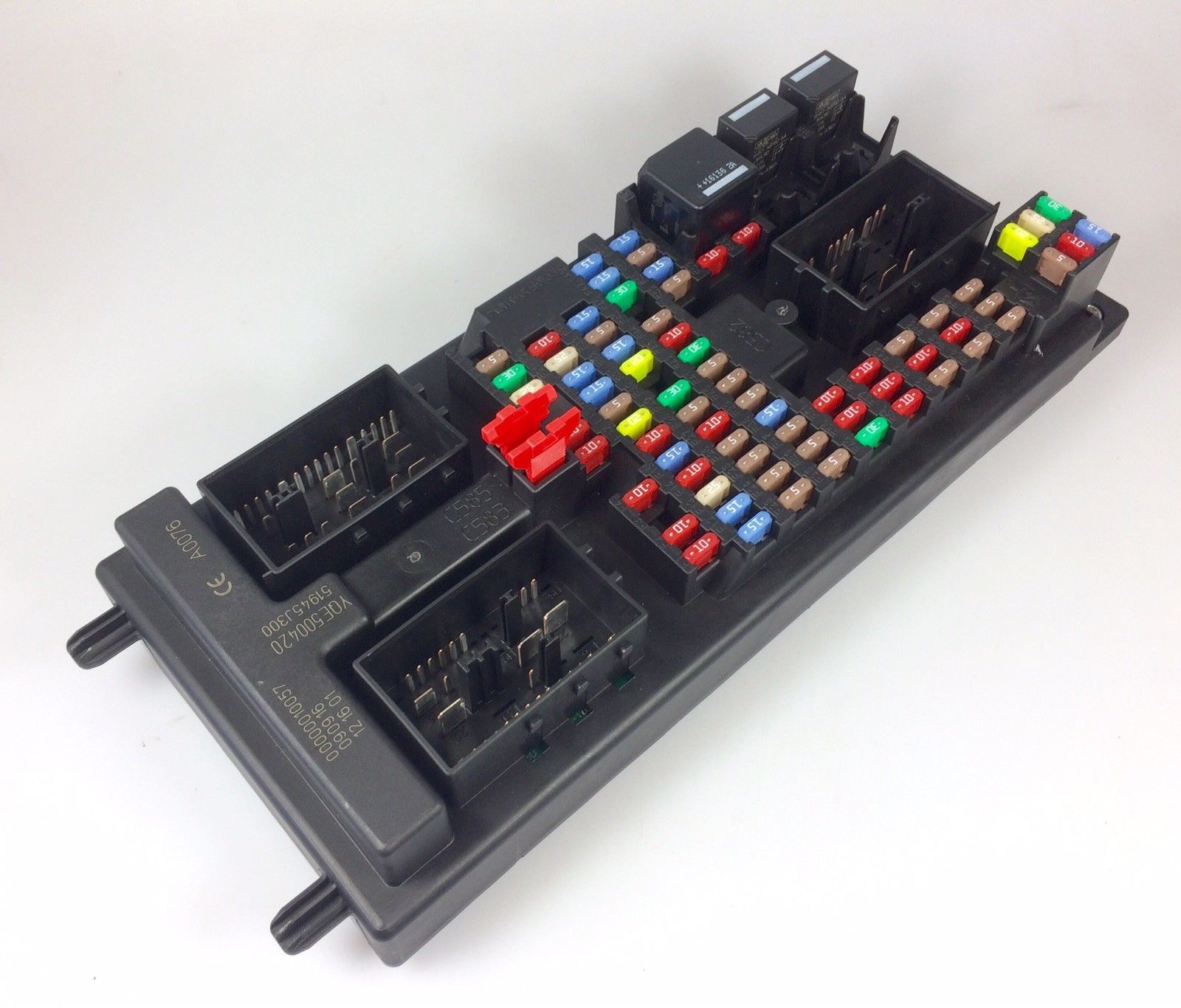 hight resolution of land rover discovery 3 4 u0026 rr sport fuse box assy u2013 yqe500420land