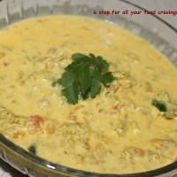 Scrambled Egg Curry