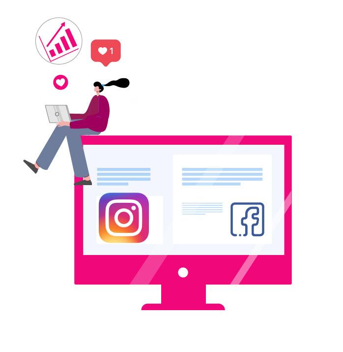 Facebook in instagram analitika