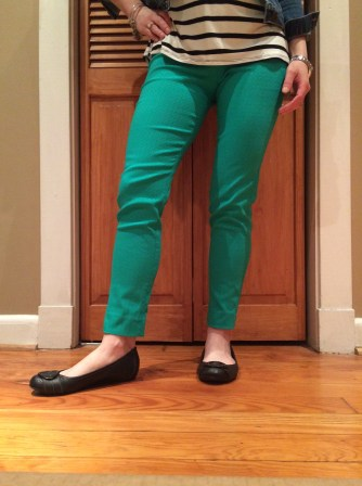 Stitch Fix, A Storybook Life, Margaret M Emer Printed Straight Leg Pant