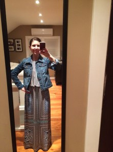 Stitch Fix, A Storybook Life, London Times Bela Jersey Maxi Dress