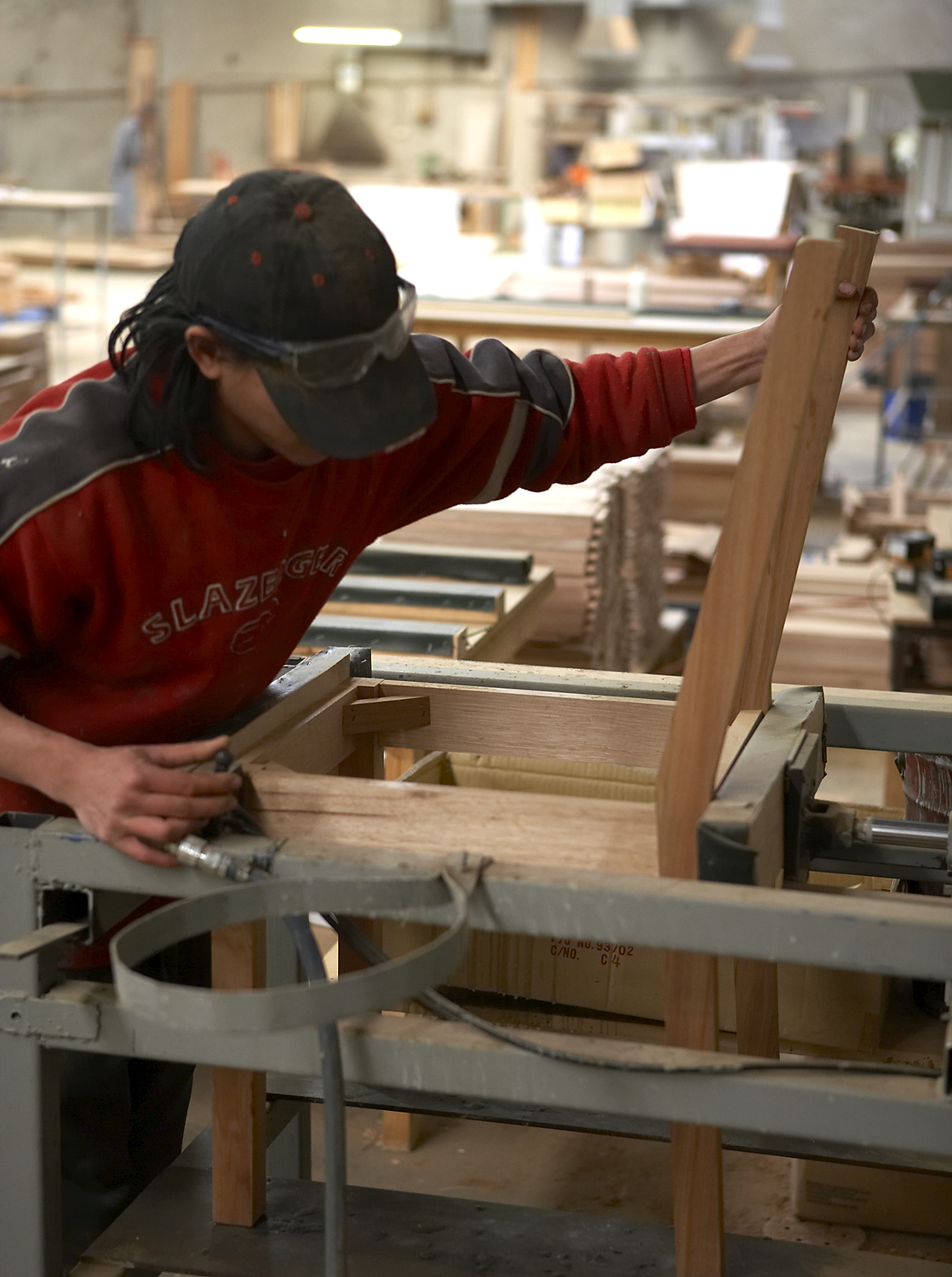 Astra solid wood furniture manufactured in Australia