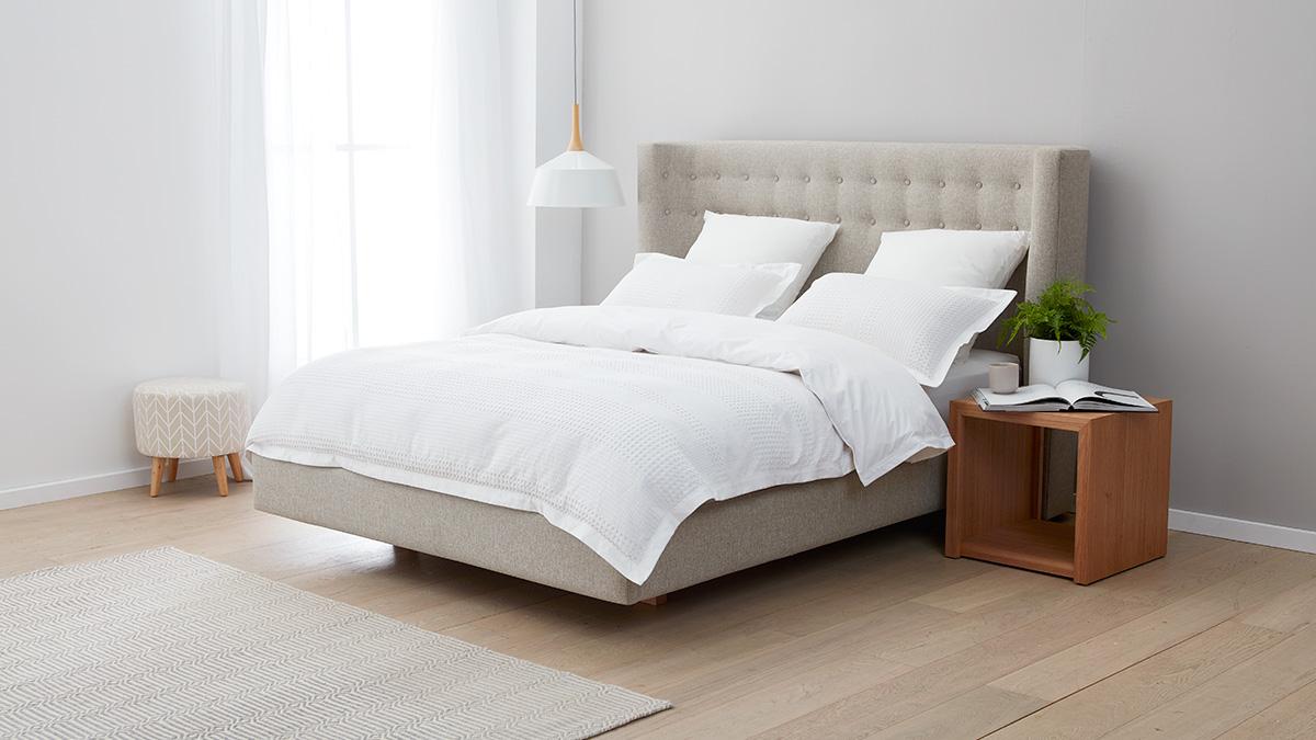 Allure Tasmanian Oak Bedroom Furniture