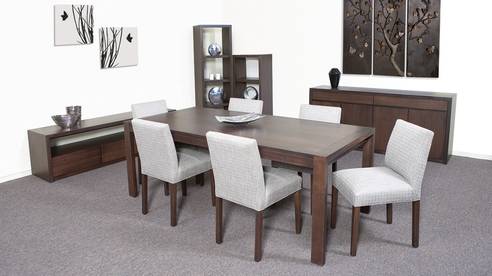 Capri Tasmanian Oak Dining Room Furniture