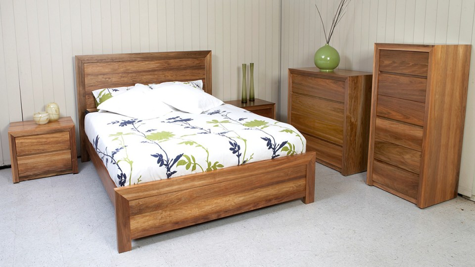 Madison Tasmanian Blackwood Bedroom Furniture