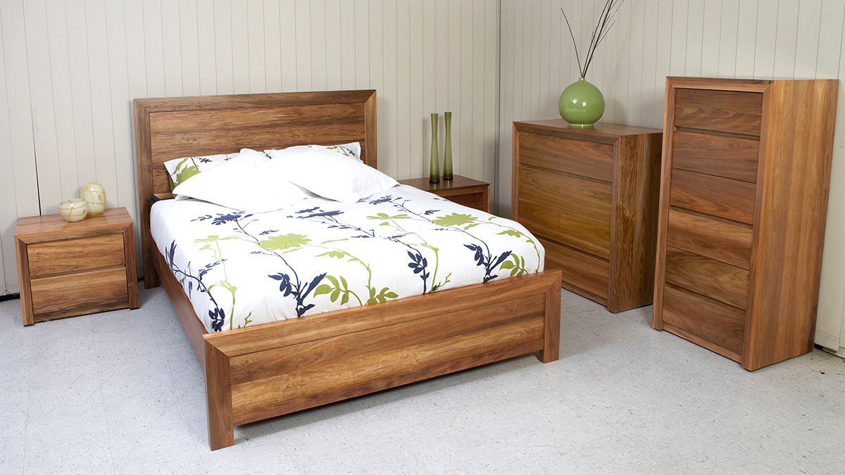 Madison Tasmanian Blackwood Bedroom Furniture by Astra Furniture