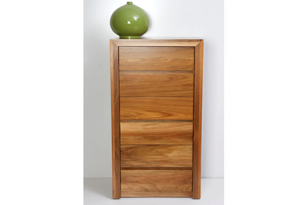 Madison Tasmanian Blackwood Bedroom Lingerie Chest by Astra Furniture