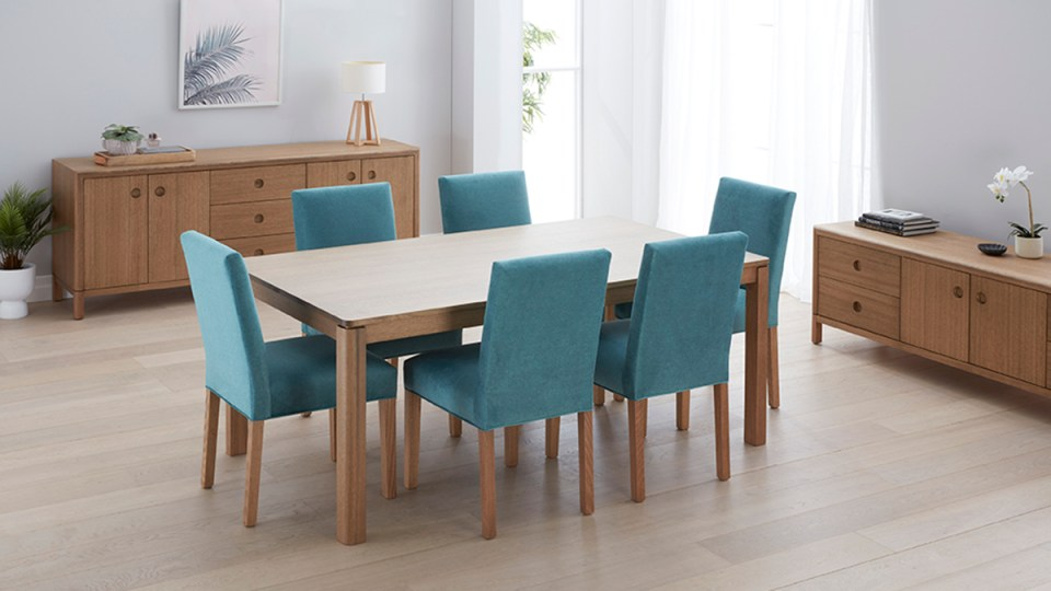 Kiama Tasmanian Oak Furniture Range by Astra Furniture