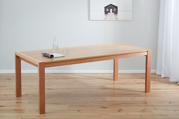 Capri Tasmanian Oak Dining Table