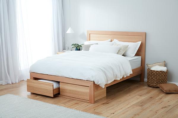 Sorrento Tasmanian Oak Bedroom Furniture