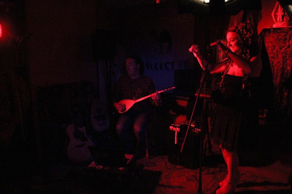 Simone Alves Yann Gourvil Astrakan Project UK tour saz