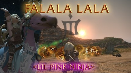 Aren't all Lalas ninjas in disguise?