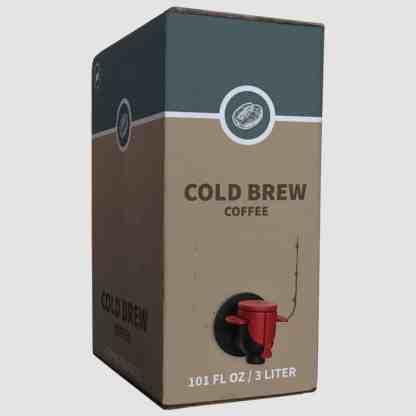 Astrobag® BIB Box 3.0L - Cold Brew