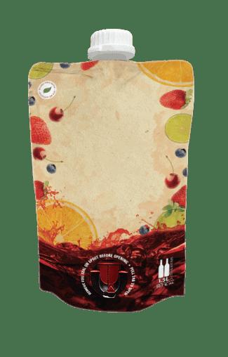 AstroPaq 1.5L Sangria Growler