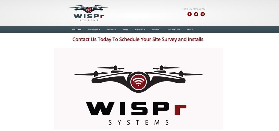 WISPr Systems